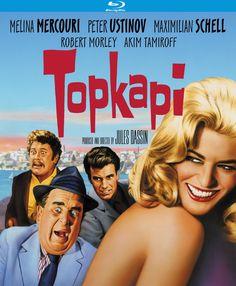 Topkapi - Blu-Ray (Kino Region A) Release Date: October 7, 2014 (Amazon U.S.)