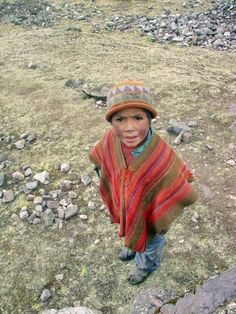 Child of the Andes, Peru