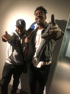 Desiigner & Dough From Da Go @ 107.5 WGCI Chicago, IL
