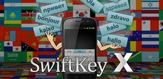 android keyboard, swiftkey promot, android apps