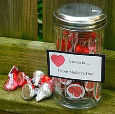 4 You With Love: A Mom Is....... A Free Mother's Day Printable