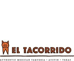 Yummy breakfast tacos and they have a drive-thru! El TACORRIDO