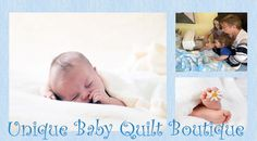 Blogging about handmade baby quilts and baby gifts