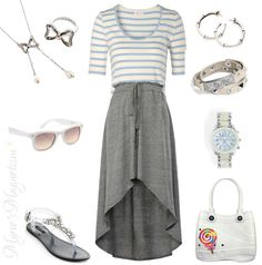 #Comfy #Cute #Summer #Outfit <3