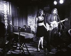 Civil Wars at the Basement in Nashville last night. So swoon worthy.