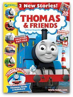 Thomas & Friends Magazine for $14.99 per year - Money Saving Mom®