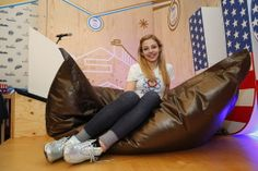 CoverGirl athlete Gracie Gold stops by the #PGFamily home to get a little down time in #Sochi2014.