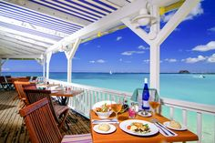 Follow the lead of the locals and dine at some of the very best St. Martin restaurants.