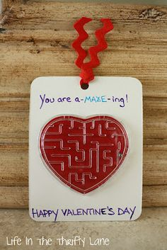 You are a-maze-ing Valentines