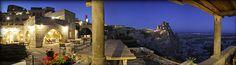 Argos in Cappadocia - #nightview