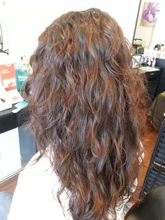 Body Wave Perm-love the gentle wave