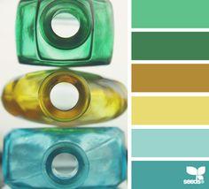 bottled view color scheme