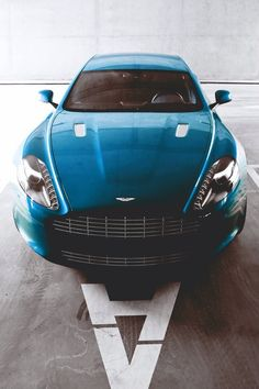 beautiful Aston Martin