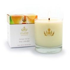 Mango Nectar- Malie Kauai Natural Soy Candle (ONLY 1 LEFT!)  http://postteenageliving.com/amazon.php?p=B002KOVMUQ
