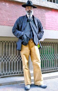 Kevin Stewart DESIGNER OF OLD SCHOOL SHIRT MAKERS