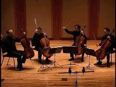 Performance by the Boston Cello Quartet. Recorded at Pickman Hall, Cambridge, MA on March 4, 2011.