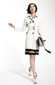 Love the trench!