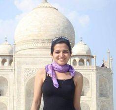 DD at Taj Mahal | Veethi