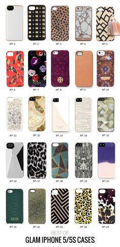 Best Of: Designer iPhone 5/5s Cases