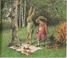 Mr. Rabbit and the Lovely Present, by Maurice Sendak