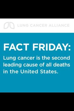 Lung cancer fact
