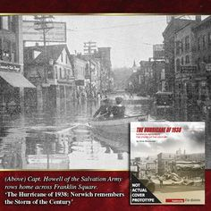 The Bulletin and local author Chris Wisniewski are happy to offer 'The Hurricane of 1938: Norwich remembers the Storm of the Century', a special hardcover book about the most destructive storm in New England history. Experience the storm through the eyes of your neighbors who lived through it. Pre-order your copy with the following mail-in form: http://www.scribd.com/doc/180012383/Pre-Order-The-Hurricane-of-1938-Norwich-remembers-the-Storm-of-the-Century