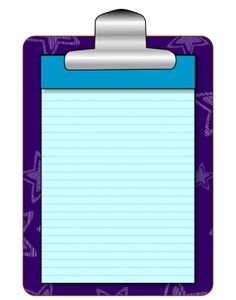 Clipboards Clip art from CarrberryCreations on TeachersNotebook.com -  (1 page)  - This is a zipped file of 5 clipboard clipart's. Enjoy these free clips for personal or commercial use. If you use the images commercially please just give a quick credit to the CarrberryCreations stor