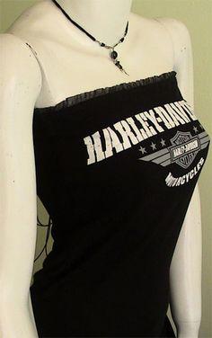 Harley Davidson Corset
