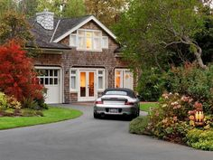 side right side view and car Exclusive Luxury Waterfront Estate with Magnificent Surroundings