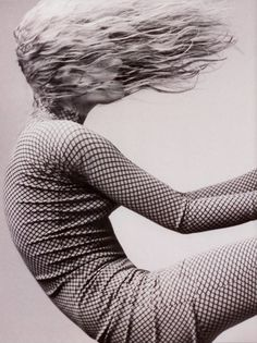 #CailinHill by #JeffBark #Bullett Vol. IV Winter 2011 #blackandwhite #fashionphotography #movement