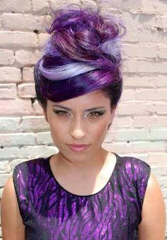 Pravana purple