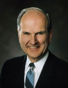 What #LDS Apostles Looked Like When They Were Called: Elder Russell M. Nelson
