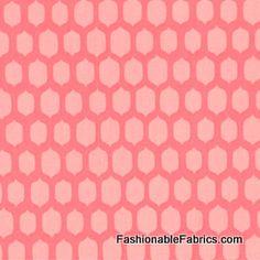 Fabric... Bella Butterfly Sweet Spots in Pink by Patty Sloniger
