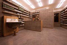 Aesop store by Tacklebox, New York – Nolita