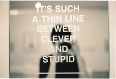 ha. thin thin thin.