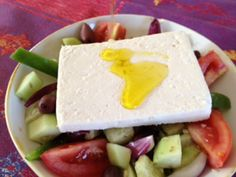 Food Nanny Greek Salad