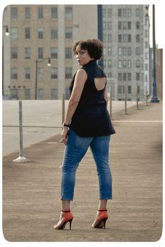 linen shirt, openback linen