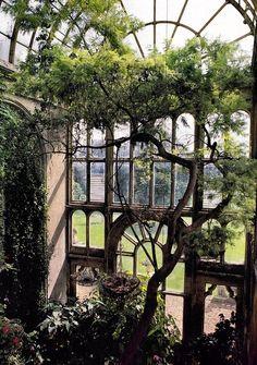 Conservatory. So beautiful!