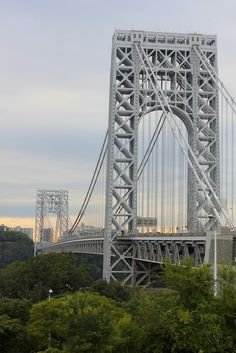 George Washington Bridge - over and over and over again :-)