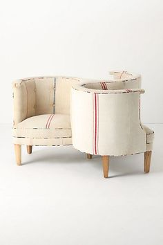 I like this, every house needs a weird chair.