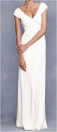 dresses for older brides second weddings   Gorgeous Wedding Dresses for Second-Time Brides (PHOTOS)   Fashion ...