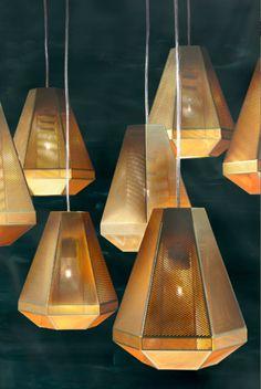 Cell Pendant Light By Tom Dixon - http://www.decoradvisor.net/lightning/cell-pendant-light-by-tom-dixon/