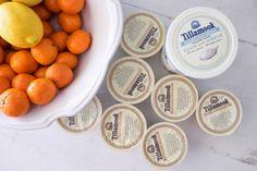 Domestic Fashionista : A Healthier Homemade Ranch Dressing Recipe & #Giveaway for @Tillamook #Farmstyle Greek Yogurt