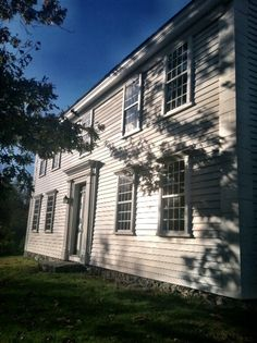 Henry David Thoreau's birthplace, Concord, MA