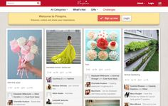Pinspire, a Pinterest for people who can't spell Pinterest.