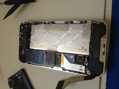 iPhone 4 with water damage