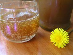 A Life Unprocessed: Lacto-Fermented Dandelion Soda