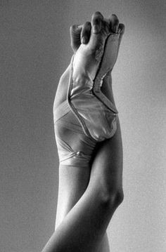 A dancers most important part of the body.