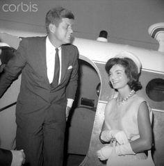JFK and Jackie: July 17, 1960