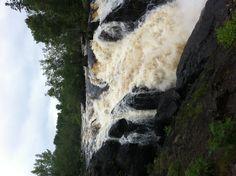Ely, Mn, Kawishiwi Falls
